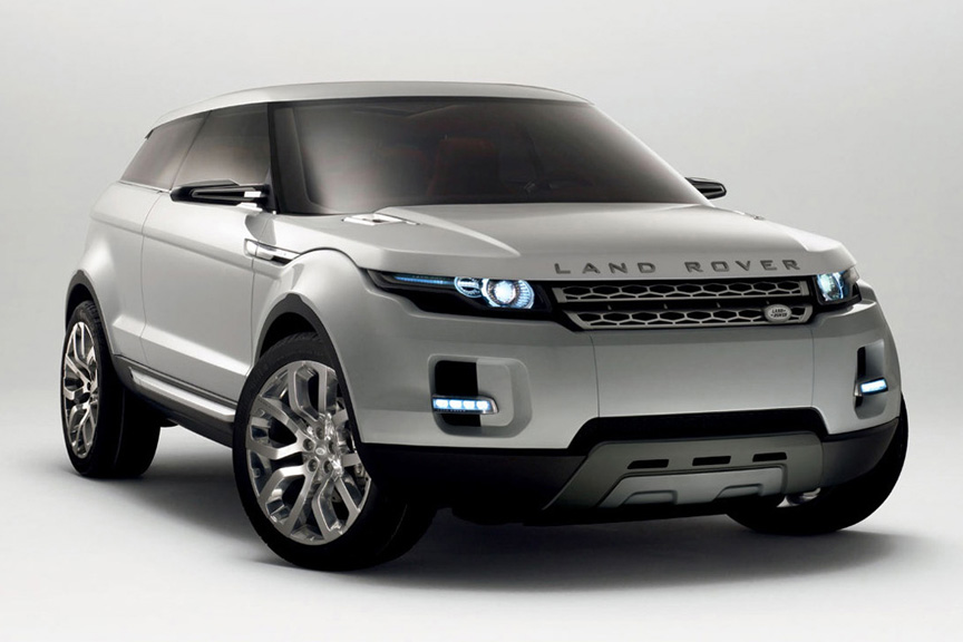 Land Rover LRX to Debut at Paris Auto Show