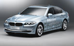 Geneva Preview: BMW Concept 5 Series ActiveHybrid