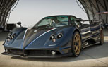 Geneva Preview: Pagani Zonda Tricolore a Stunning Tribute to Italy's Airforce