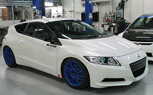 Spoon CR-Z Under Development from Legendary Honda Tuner