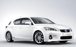 Lexus CT200h Confirmed for U.S. With Debut at New York Auto Show