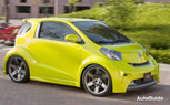Scion iQ Production Model to Debut at NY Auto Show