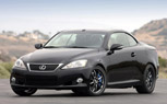 Lexus IS350C F-Sport Special Edition Announced for 2010