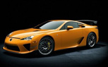 Lexus LFA Nurburgring Edition A More Track-Focused Supercar