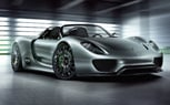 Geneva 2010: Porsche 918 Spyder Concept Gets 78-MPG, Is Faster Than a Carrera GT