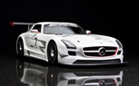 Mercedes SLS AMG GT3 Race Car Headed to NY Auto Show