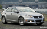 New York Preview: Suzuki Kizashi V6 Set for Big Apple Debut