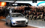 Geneva 2010: Mercedes-Benz Introduces F800 Style; Combining Premium Elegance and Green Technology