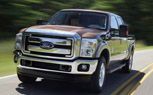 Report: Ford Power Stroke Diesel V8 to Get More Power Next Year, Topping GM's Duramax