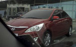 Spied: Next Generation Hyundai Elantra Uncovered in Korea with Sonata's Good Looks