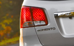 2011 Kia Sorento SX Adds Sporty Trim to New Crossover