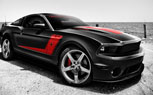 Roush Builds Barrett-Jackson Edition Mustang, Puts it up for Auction