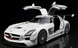 Leaked: Mercedes SLS AMG GT3 Race Car Images