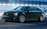 Cadillac CTS-V Sport Wagon Confirmed for Production As Caddy Shows Concept Ahead of NY Auto Show Debut
