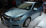 New York 2010: Chevrolet Cruze Eco Promises Hybrid-like Efficiency