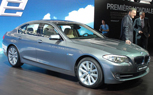 Geneva 2010: New 2011 BMW 5 Series Officially Unveiled