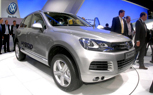 Geneva 2010: Second-Generation Volkswagen Touareg Debuts With New Hybrid Model