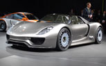 Report: Porsche Committed to Bringing 918 Spyder to Production