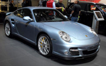 Geneva 2010: Porsche 911 Turbo S First Live Photos