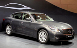 Geneva 2010: Infiniti M35 Hybrid World Premiere is Short on Details