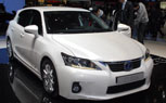 Lexus CT200h to get North American Debut at New York Auto Show