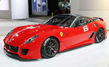 Ferrari 599 GTO Set to Debut at Paris Auto Show this Fall