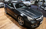 Geneva 2010: Mercedes SL500 Night Edition Debut