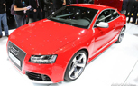 Geneva 2010: Audi RS5 Adds Horsepower and Sex Appeal