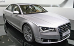 Geneva 2010: Audi A8 Hybrid Debuts With 2.0 TFSI Engine, Lithium-Ion Battery