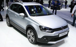 Geneva 2010: Volkswagen CrossPolo Adds Off-Road Style to a Sub-Compact