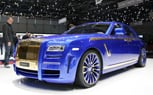 Geneva 2010: Mansory-Tuned Rolls-Royce Ghost Debuts With Equally Odd Company
