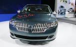 New York 2010: Lincoln MKZ Hybrid Officially Unveiled as World's Most Fuel-Efficient Luxury Car