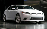 New York 2010: 2011 Scion tC Unveiled With New Look, More Up-Scale Interior, 180-HP Engine