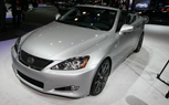 New York 2010: Lexus IS350C F-Sport Special Edition, First Live Photos