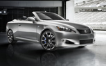 Lexus IS350C F-Sport Special Edition, First Photos