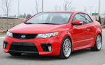 Kia Forte Koup SX-R to Test Canadian Market First