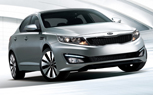 2011 Kia Optima Revealed Ahead of New York Auto Show Debut