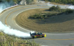 Tanner Foust Drifts Mulholland Drive In NASCAR V8-Powered Scion tC [Video]