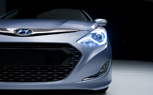 2011 Hyundai Sonata Hybrid Teased Ahead of NY Auto Show Debut
