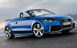 Audi TT-RS Reportedly Slated for Sale in Canada