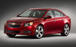 Chevy Announces Cruze RS Sport Apearance Package to Debut at NY Auto Show