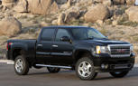 2011 GMC Sierra Denali Heavy Duty Announced With Class-Leading Horsepower and Torque