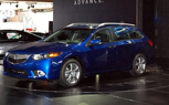 New York 2010: Acura TSX Sport Wagon Debuts in New York