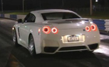 AMS Nissan GT-R is First GT-R to Run a 9-Second Quarter Mile Pass