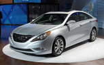 New York 2010: Live Photos of the 2011 Hyundai Sonata 2.0T