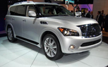 New York 2010: 2011 Infiniti QX56 Unveiled with 25% More HP, Same Price as 2010 Model