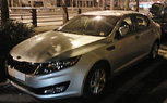 Spied: 2011 Kia Optima On the Streets in Korea