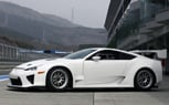 Lexus Returning to Nurburgring 24 With New LFA Race Car