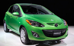New York 2010: 2011 Mazda2 Priced at Under $14,000