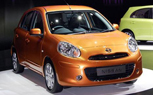 Geneva 2010: Nissan Micra Features New V-Platform